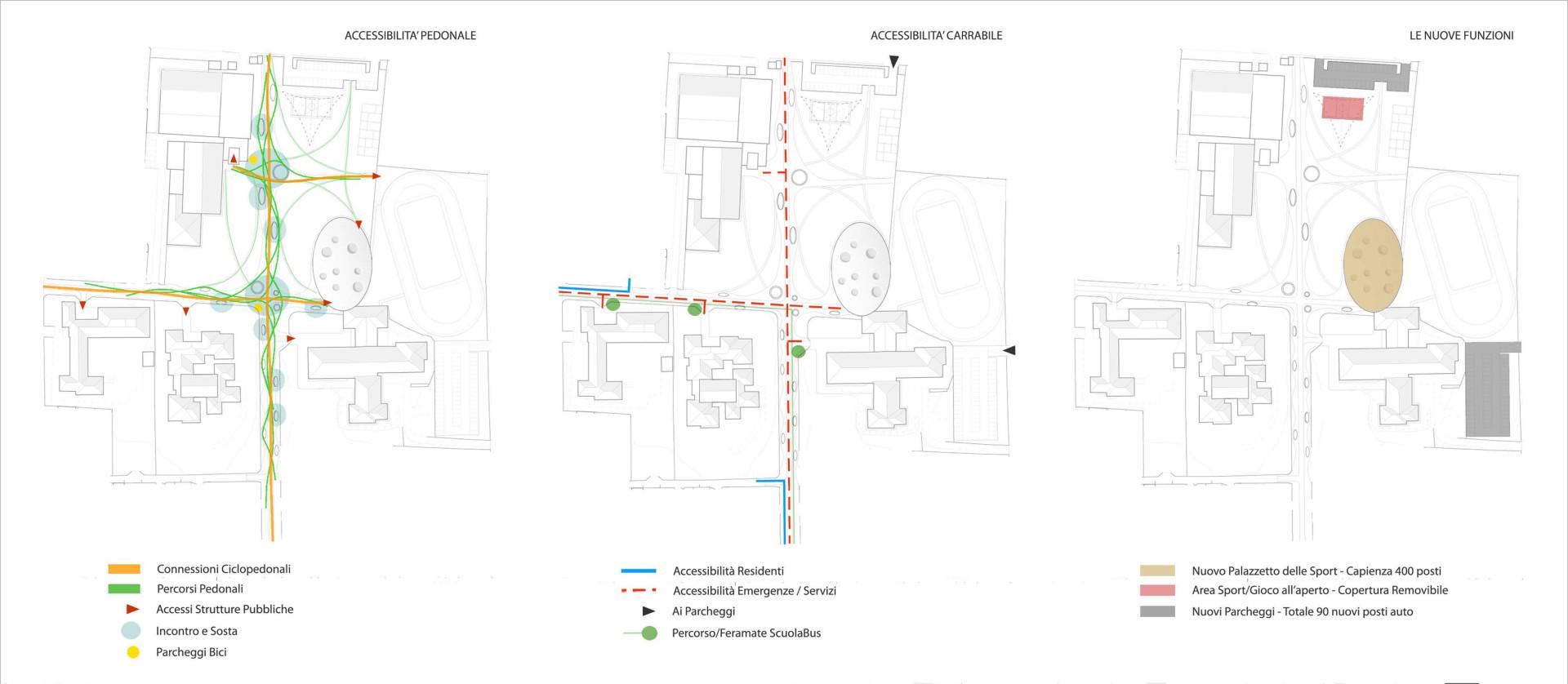 2 Wisp-Architects-Bellusco Sport Center -Skemes