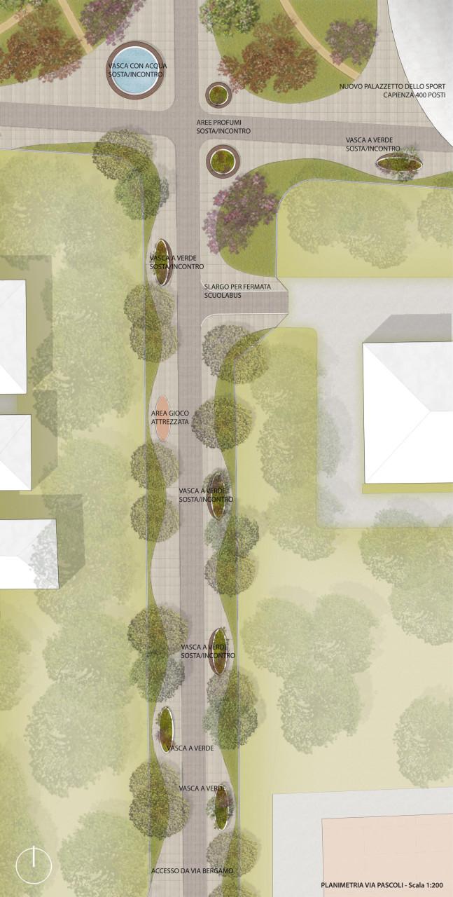 5 Wisp-Architects-Bellusco Sport Center -Plan