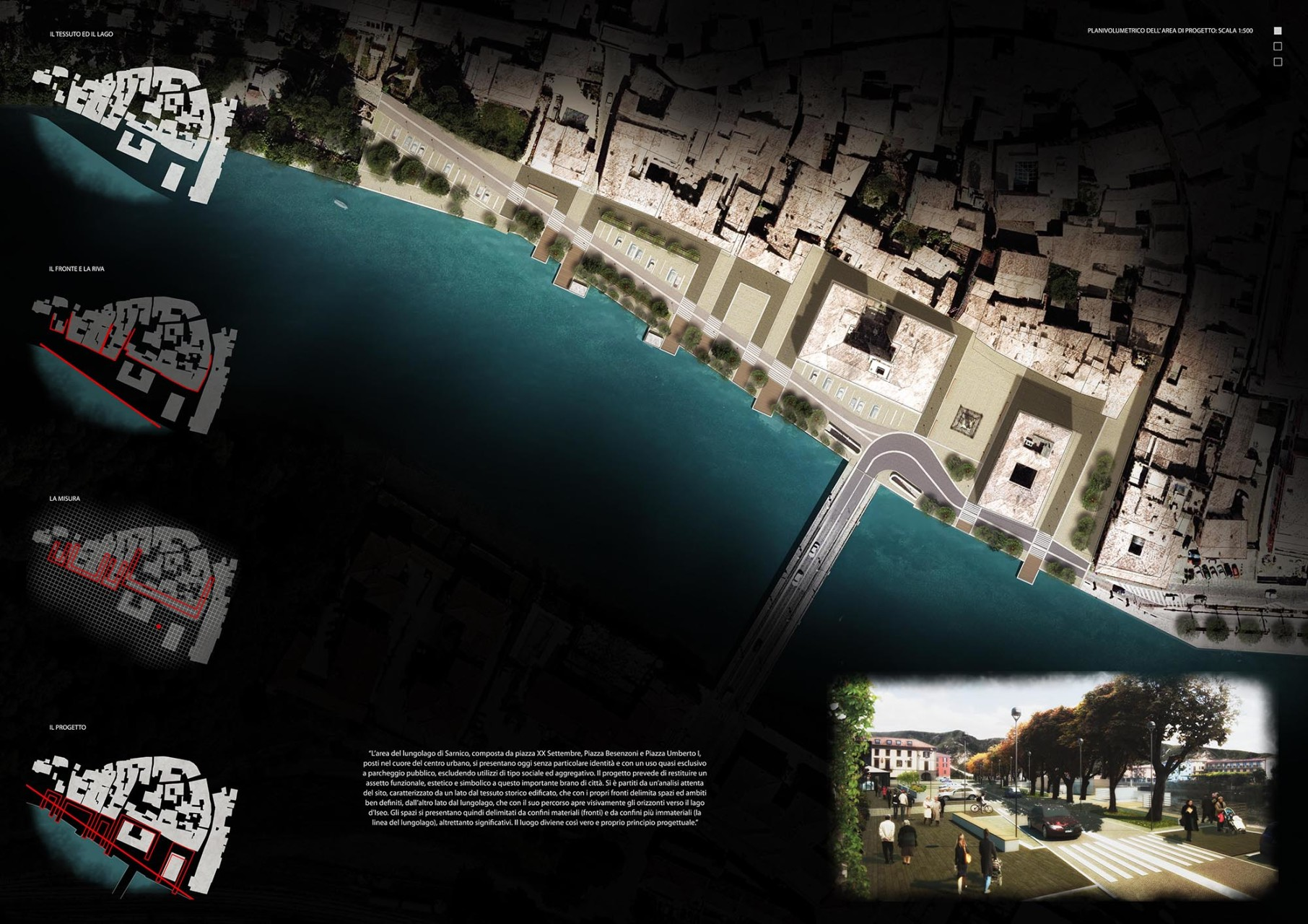 1 Wisp-Architects-Sarnico Waterfront -Board