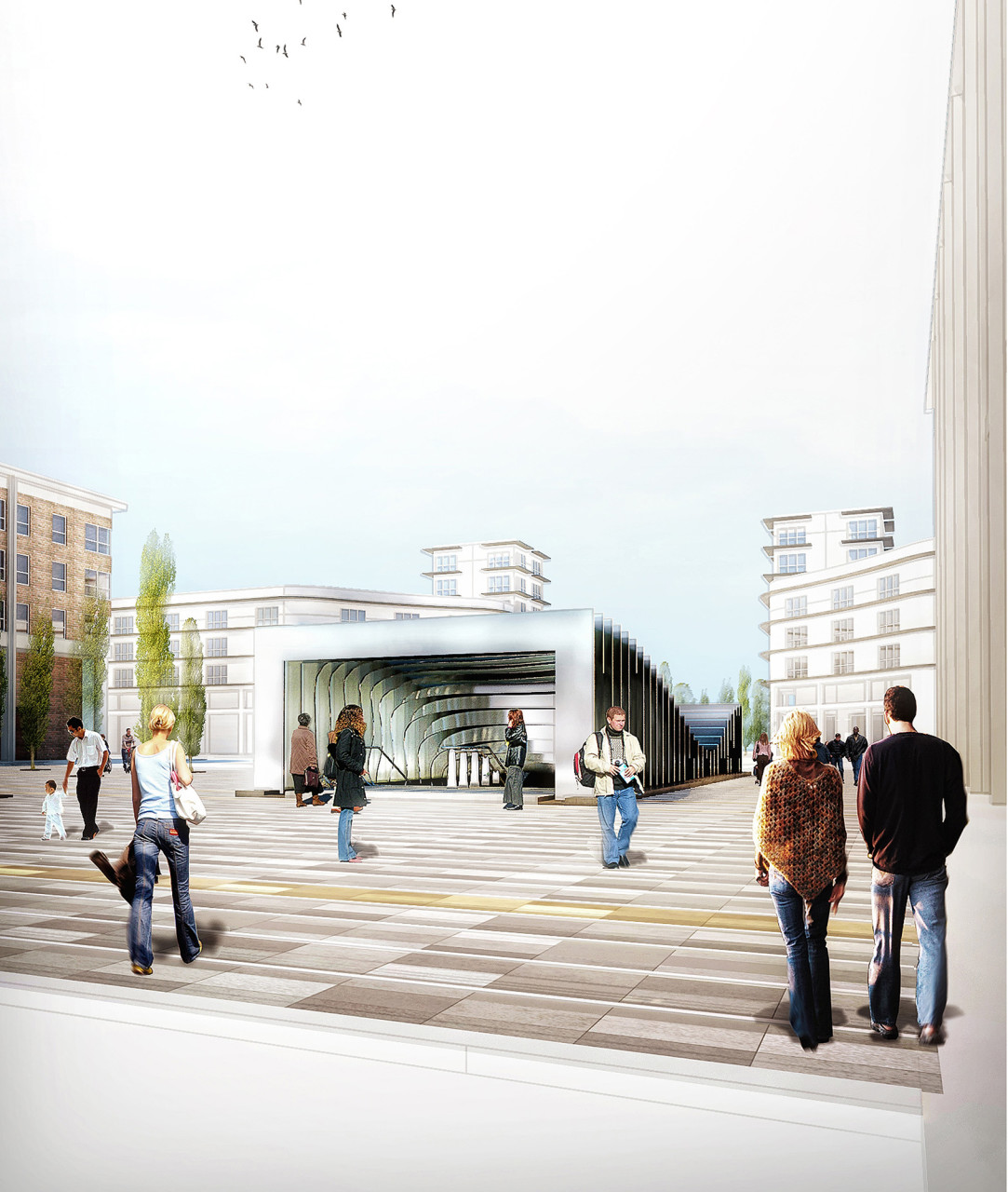 3 Wisp-Architects-Metro Station Donosti-Render