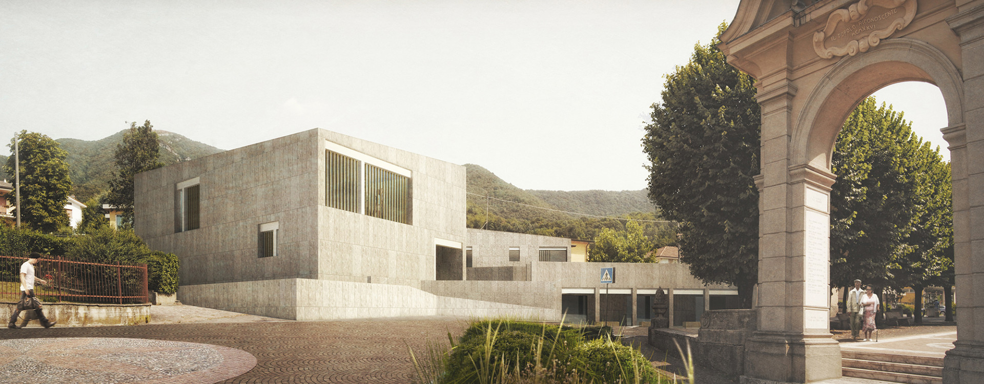 2 Wisp-Architects-Comune Cenate Sopra-Render