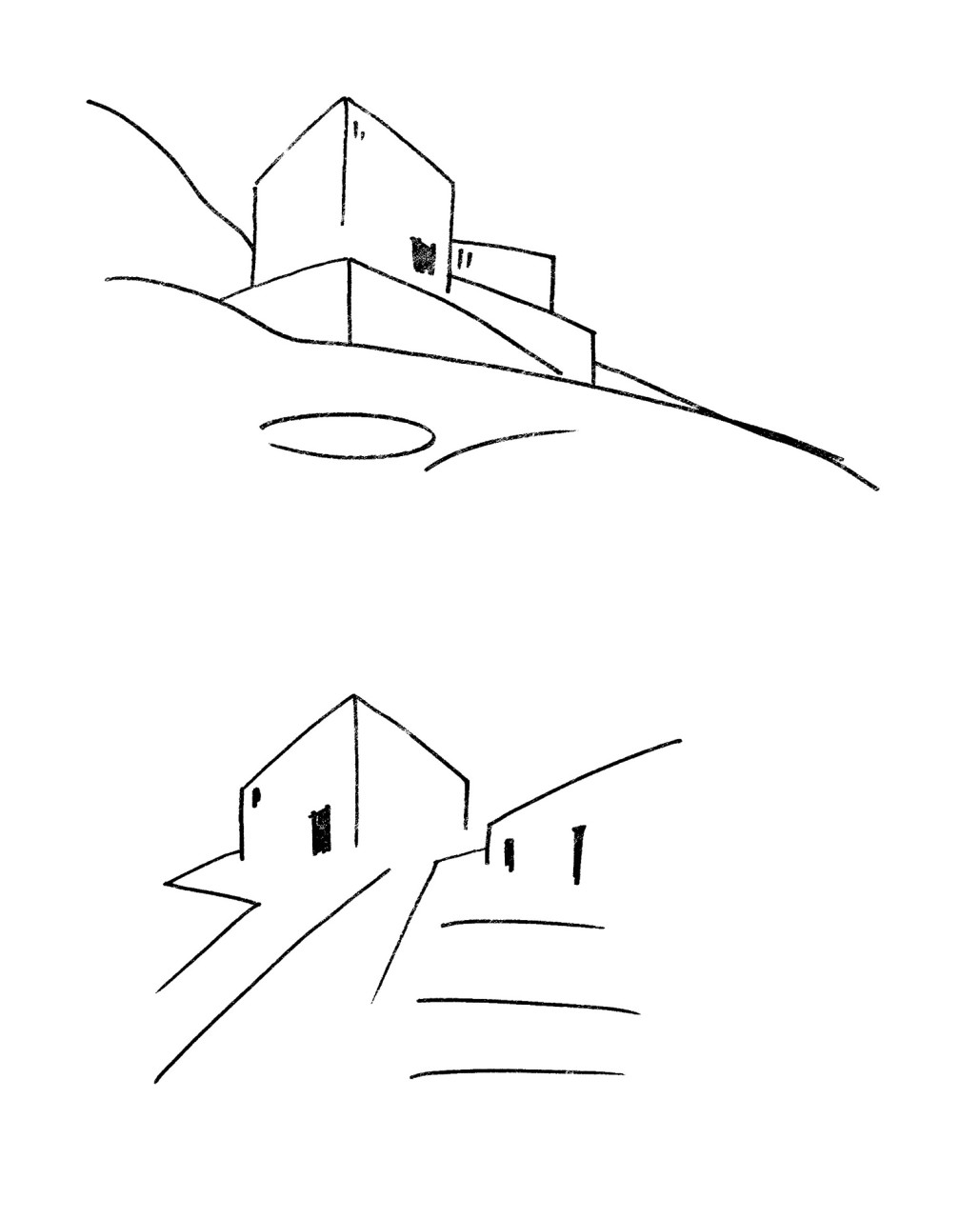3 Wisp-Architects-Comune Cenate Sopra-Sketch
