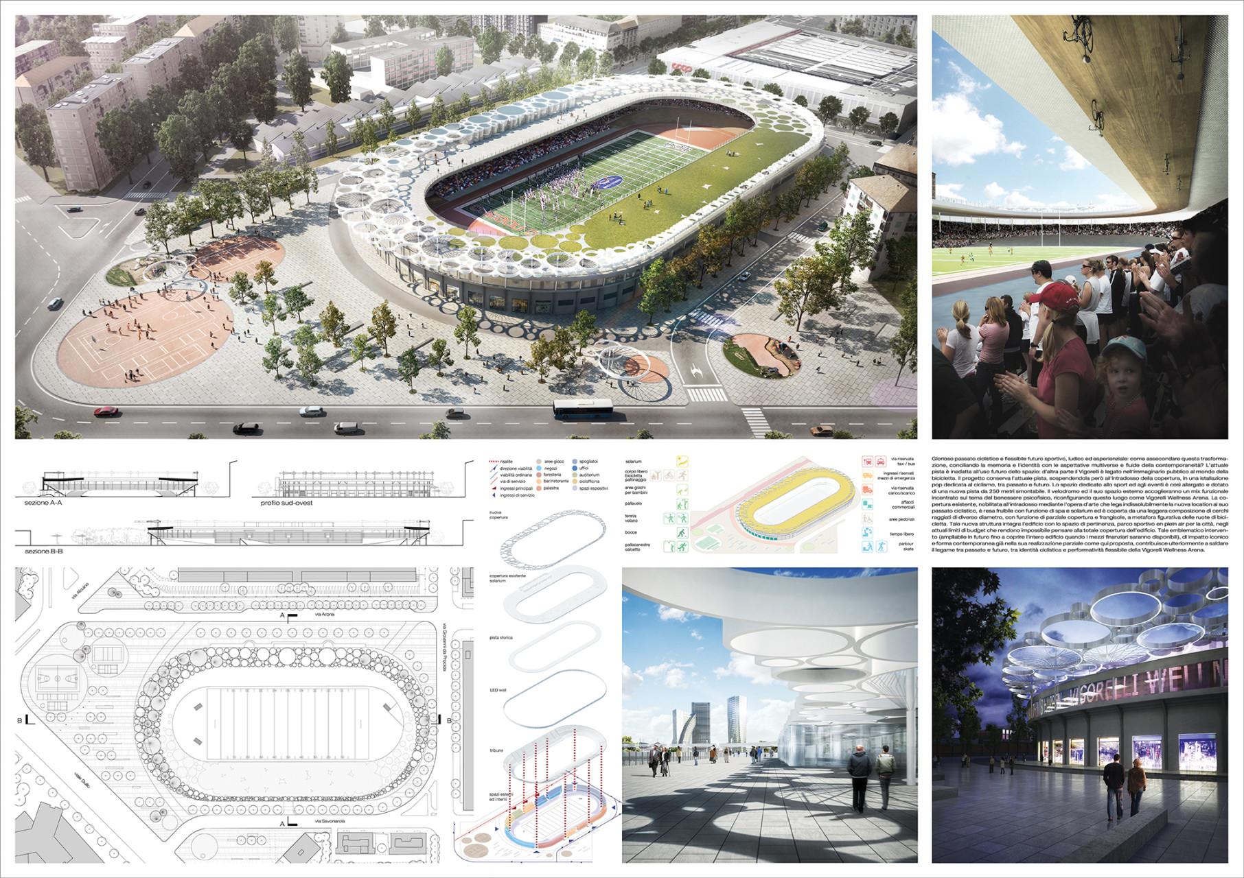 1 Wisp-Architects-Vigorelli Velodrome