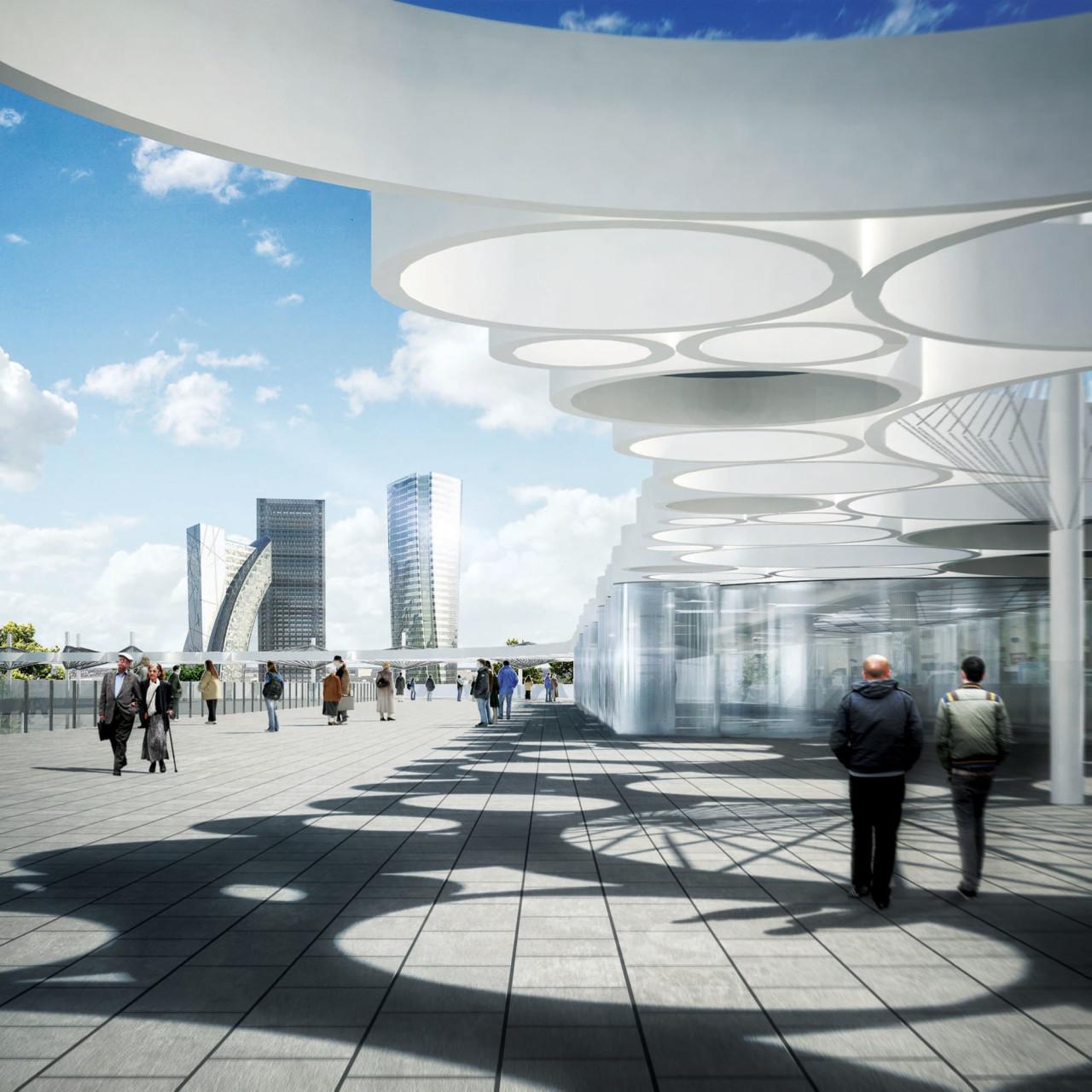 3 Wisp-Architects-Vigorelli Velodrome-Render