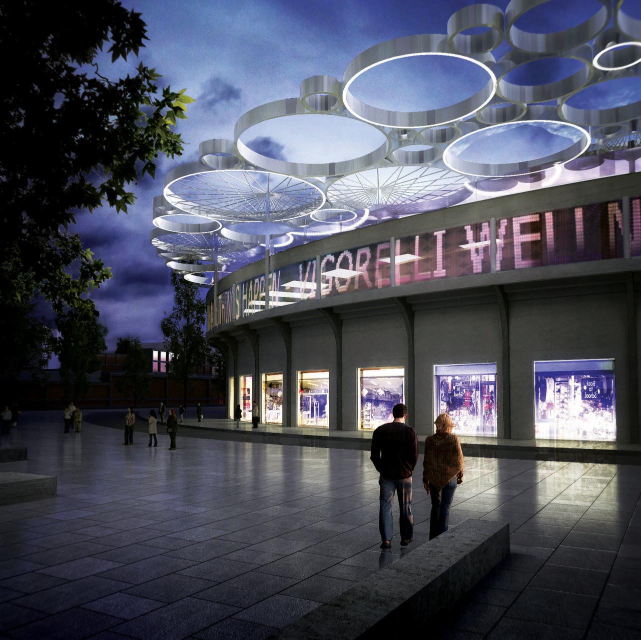 4 Wisp-Architects-Vigorelli Velodrome-Render
