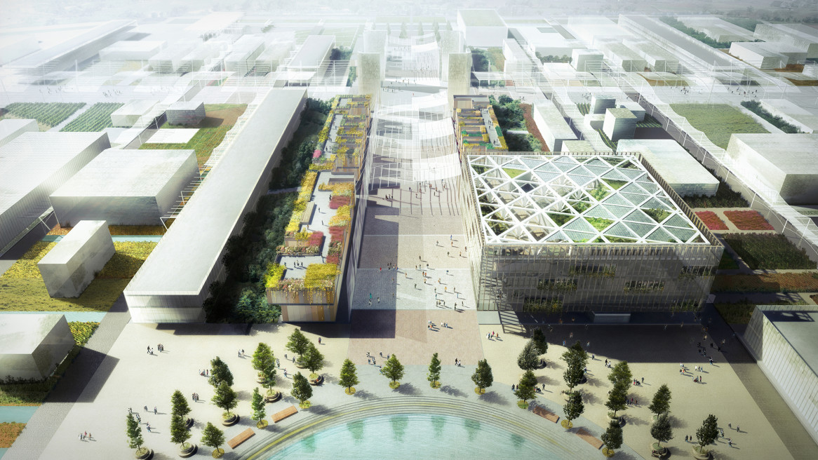 Architecture project types wisp architects for Design render milano