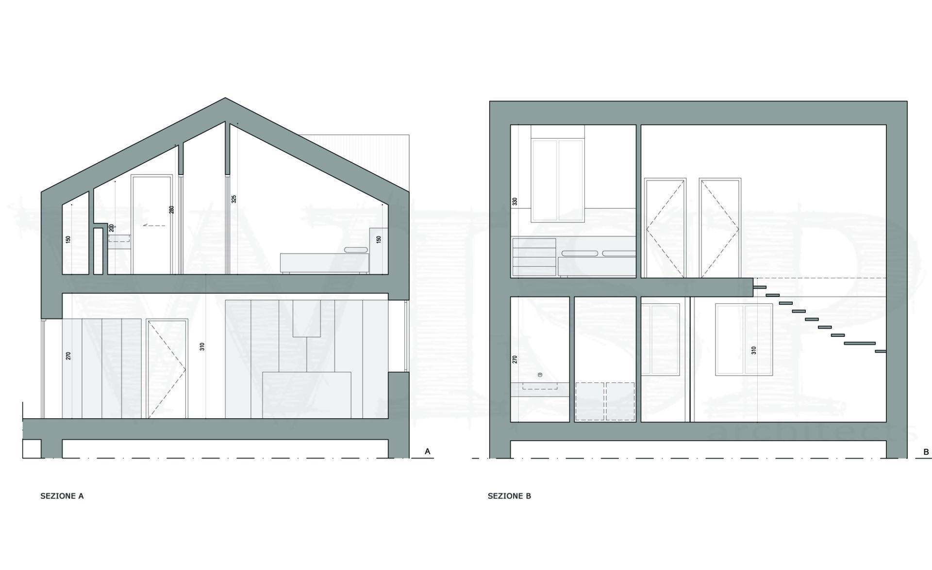 Wisp-Architects-Appartamento-Lissone-Sezioni