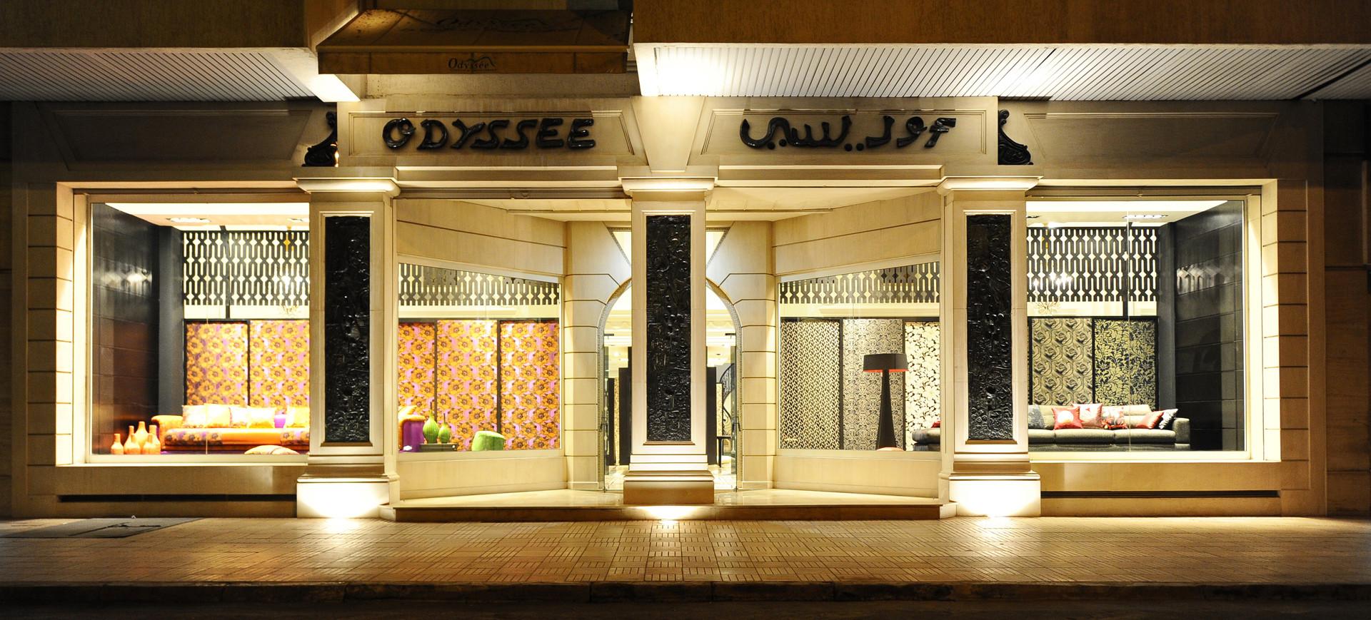 Wisp-Architects- Odysseé Store Casablanca 0