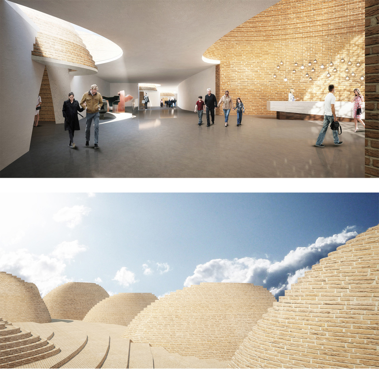 Wisp-Architects-Bamiyan-Cultural-Center-Competition-Render 4-5
