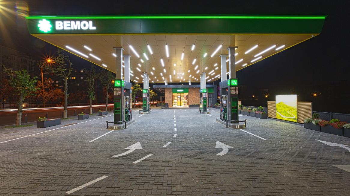 Petrol Station I
