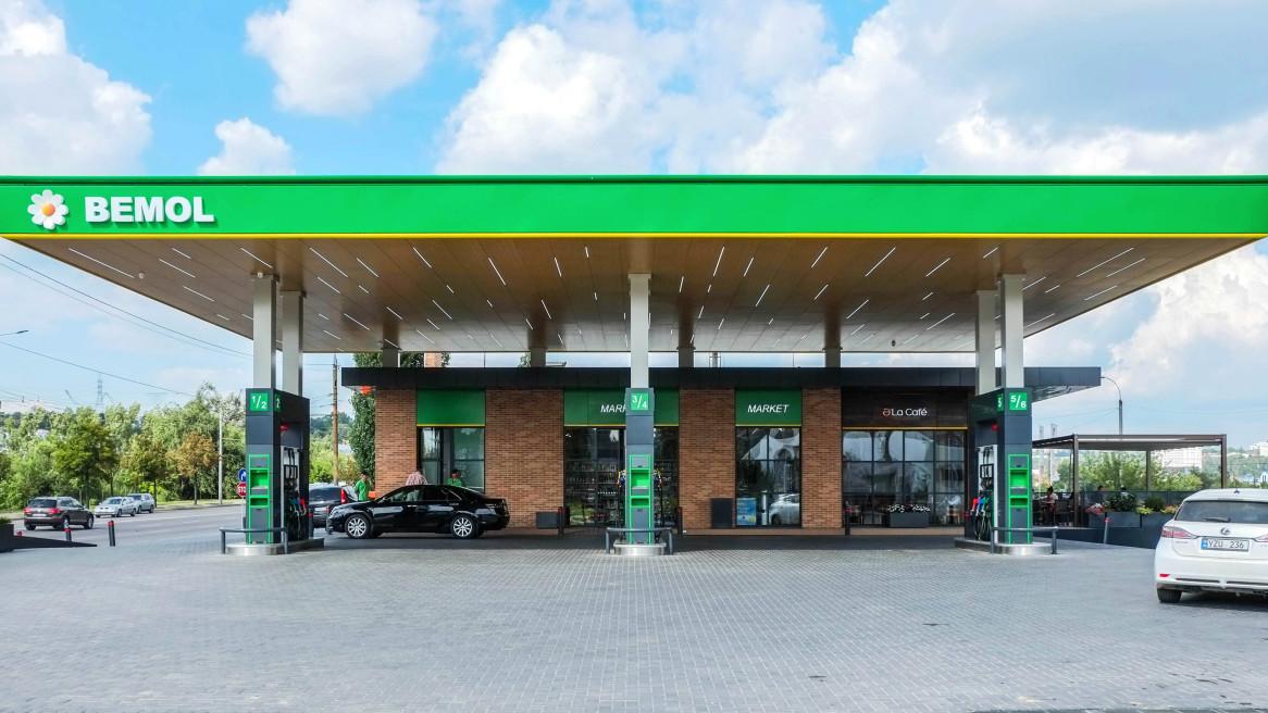 Petrol Station II