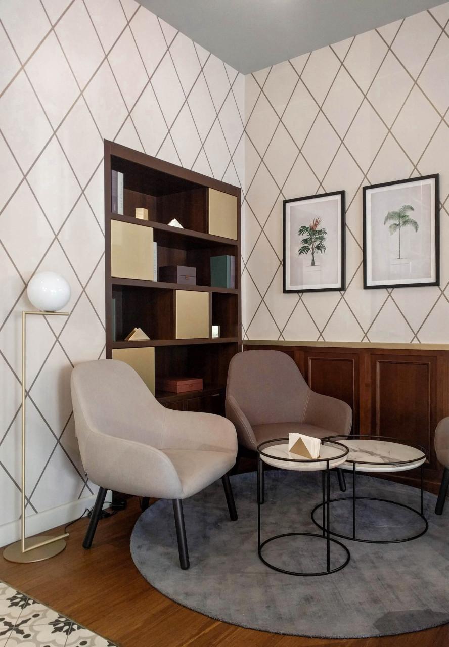 Naringi Café interiors_Lounge