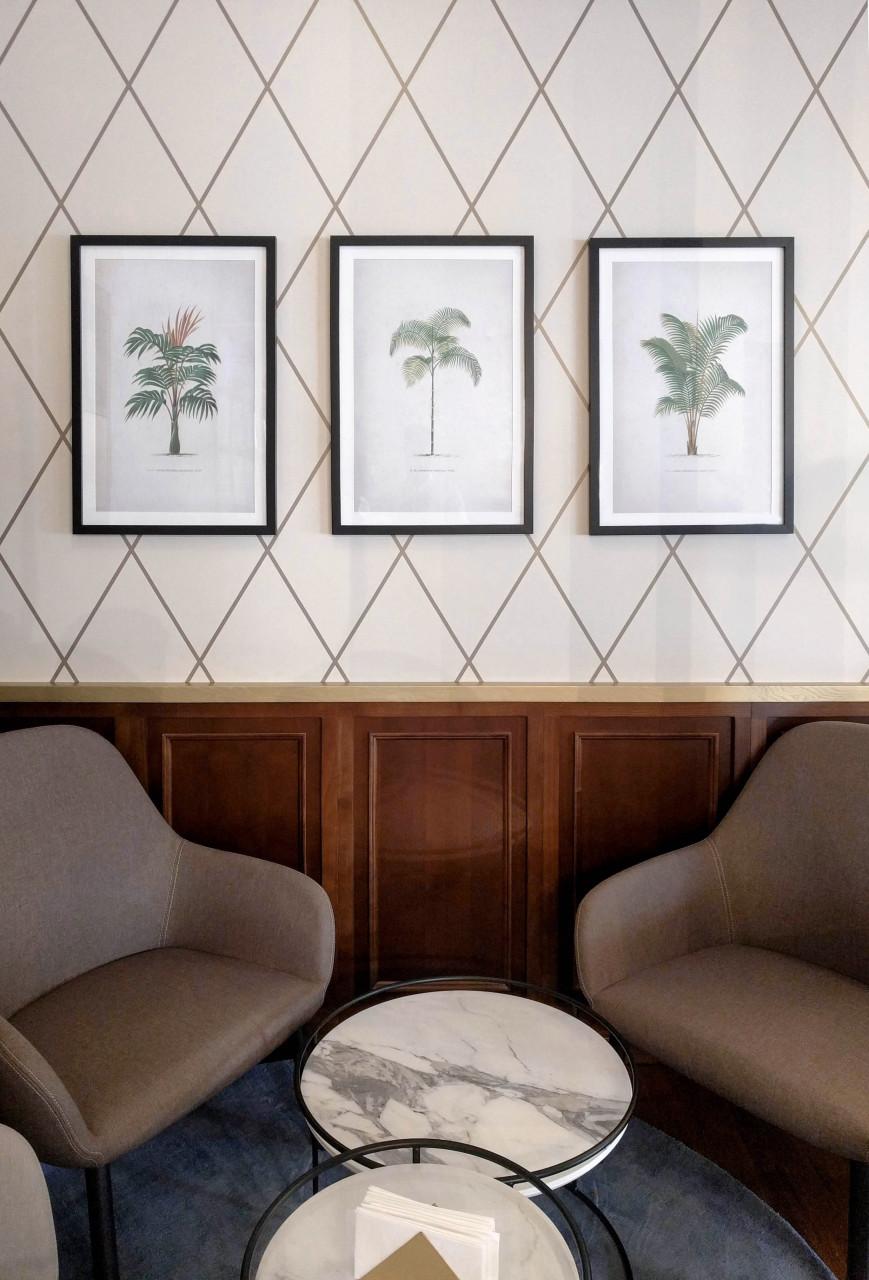 Naringi Café interiors_Lounge detail